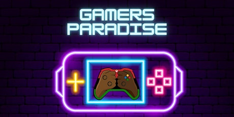 Gamers Paradise: Family Edition tickets