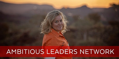 Ambitious Leaders Network Perth –   Michelle Woolcock tickets