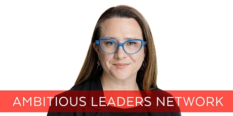 Ambitious Leaders Network Perth –   Brigette Hendersonhall tickets