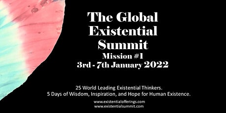 The Global Existential Summit - Mission #1 billets