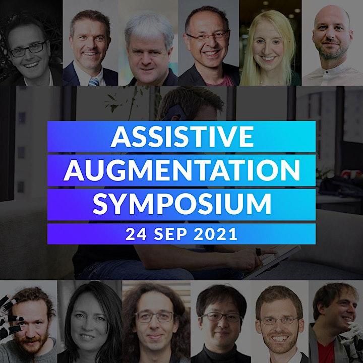 Assistive Augmentation Symposium image