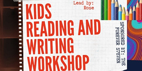 Kids Reading and Writing Workshop tickets