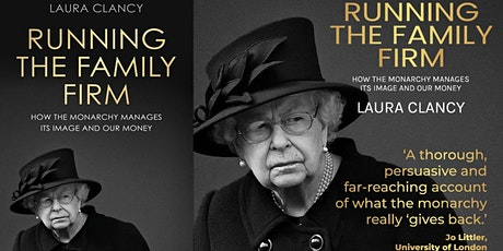 Book Launch: 'Running the Family Firm' by Dr Laura Clancy tickets