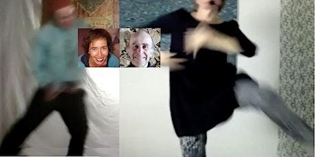 A la découverte de la danse intuitive : séance d'essai  de 2 heures offerte billets