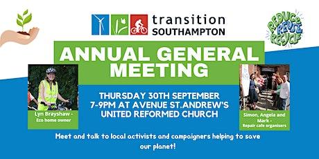 Transition Southampton AGM tickets