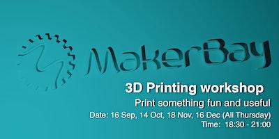 3D Printing Induction Workshop