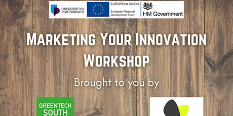 Marketing Your Innovation Workshops by Creative Bloom tickets