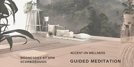 Wednesday Evening Guided Meditation (Multiple dates) tickets