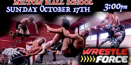 Live Wrestling in Westcliff, Southend tickets