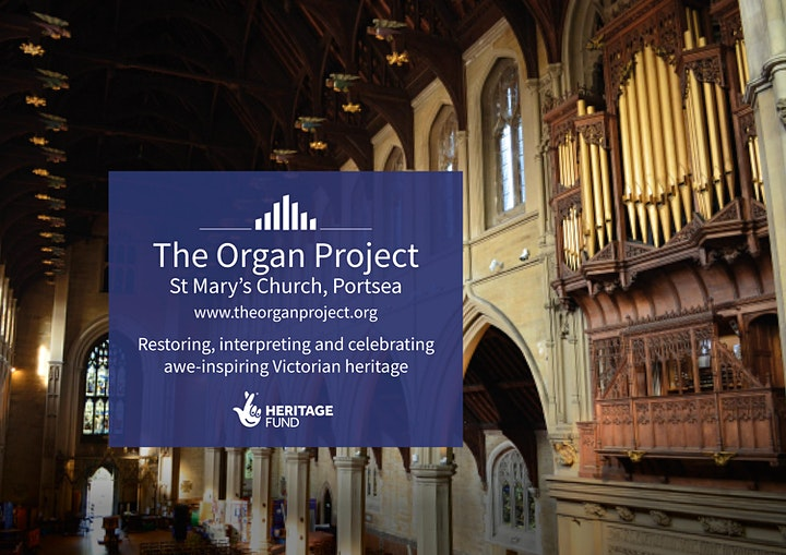 The Organ Project : Organ Recital given by Dr David Price image