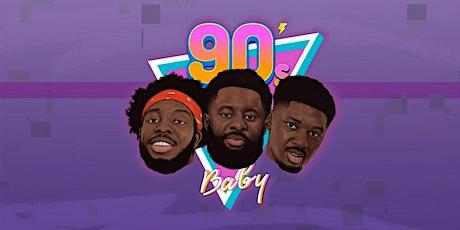 90s Baby Show - Live At Boxpark Croydon tickets