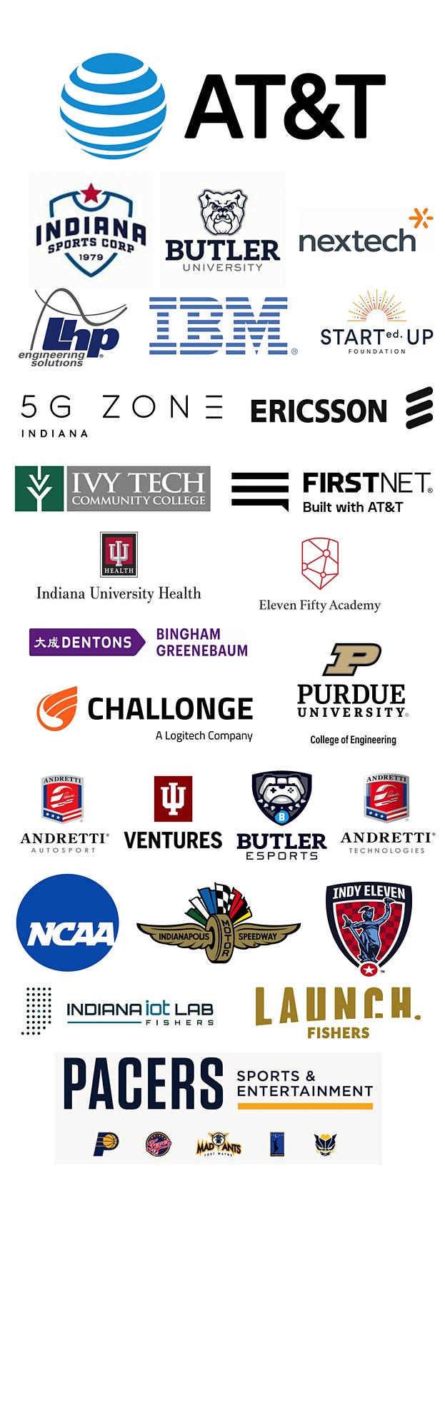 AT&T's 5G Sports Hackathon image