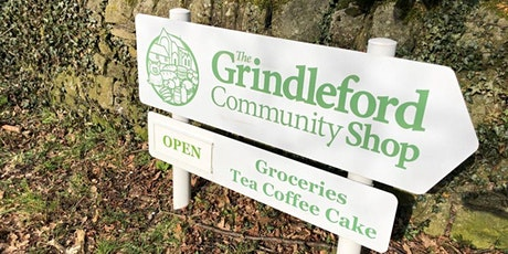 Churches as Business Venues: virtual visit to Grindleford Community Shop tickets