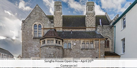 Sangha House Open Day - Free Event tickets