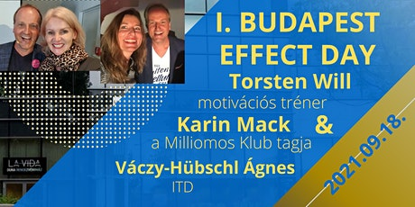 I. Budapest Effect Day tickets