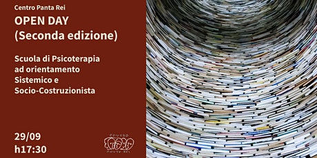 OPEN DAY Scuola di Psicoterapia (seconda edizione ) biglietti