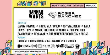 One Out Festival tickets
