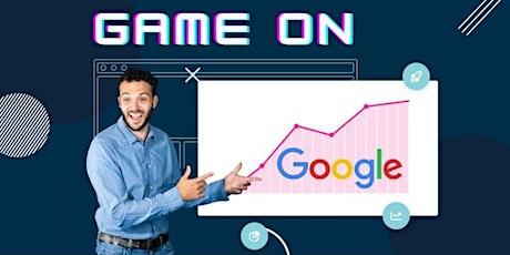 Winnen met Google en Online Marketing - Zoom Event - tickets