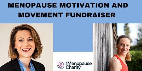 MENOPAUSE MOTIVATION & MOVEMENT tickets