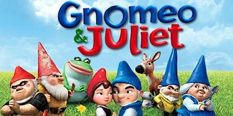 FREE OUTDOOR FILM SCREENING GNOMEO & JULIET - LIMAVADY tickets