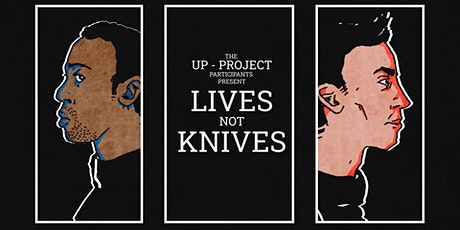 Lives Not Knives - video launch tickets