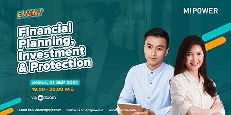 Millennial Money : Financial Planning, Investment and Protection tickets