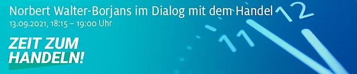 Bundestagswahl 2021: Zeit zum Handeln! Was sagt Norbert Walter-Borjans?: Bild