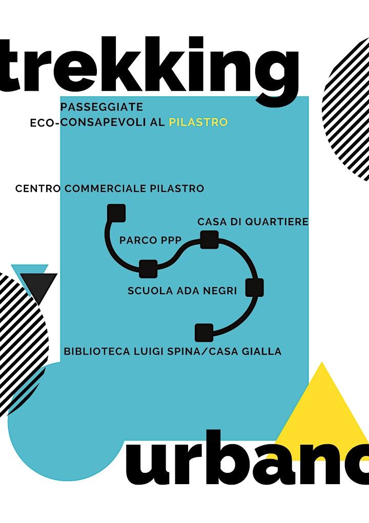 Immagine Trekking Urbano: passeggiate eco-consapevoli al Pilastro
