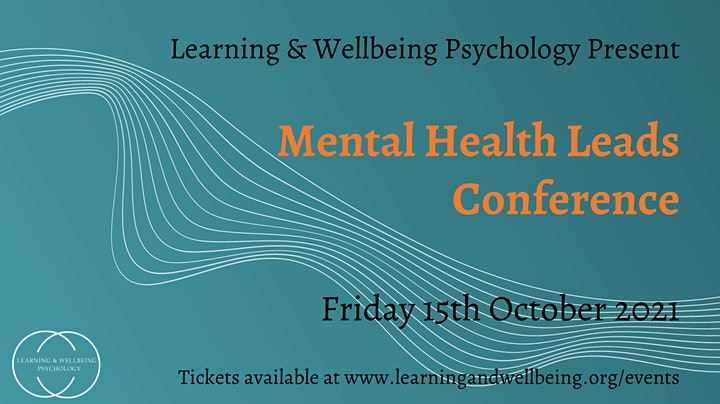 Mental Health Leads Conference image