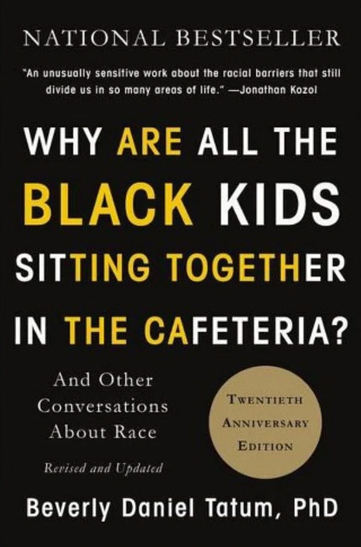 Robin diAngelo and Beverly Daniel Tatum – Conversations About Race image