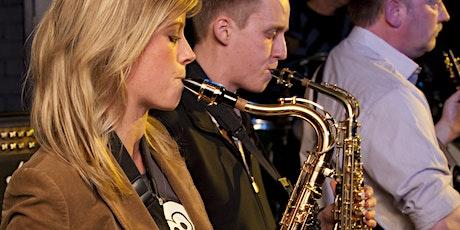 Saxofoon voor beginners tickets