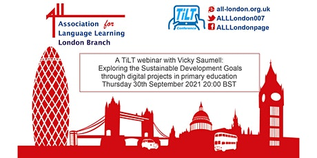 A TiLT Webinar with Vicky Saumell: Digital projects in primary education tickets