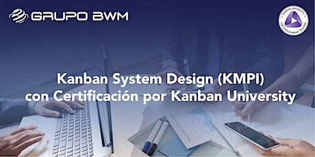 Kanban System Design® (KMP I) tickets