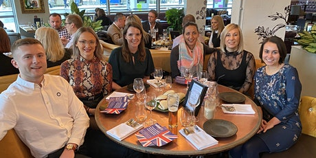 London Business Networking Lunch tickets