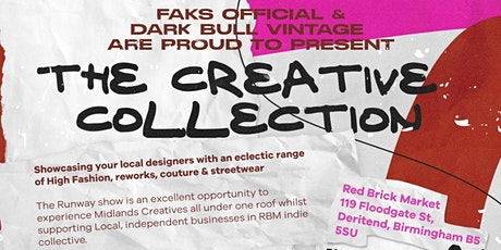 FAKS and DBV Present: The Creative Collection tickets