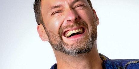 Temperance comedy   Mark Docker comperes headline act Leo Kearse tickets