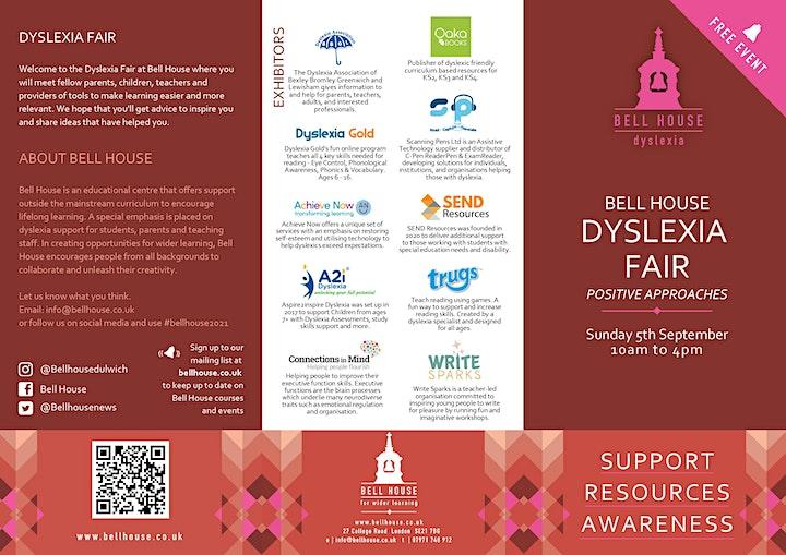 Dyslexia Fair image
