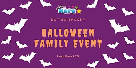Love Rara Family Halloween Event tickets