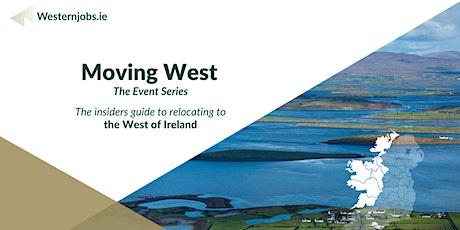 Moving West Event Series - Sligo tickets
