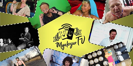 """MYALOGUE TV - Comedy Screening & """"Meet The Characters"""" tickets"""