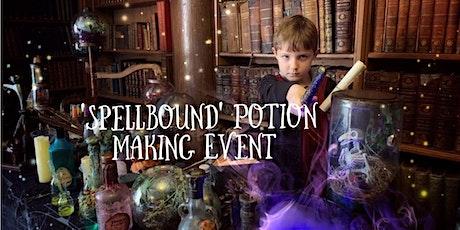 Spellbound Academy -Hogwarts style, Halloween Potion Making tickets
