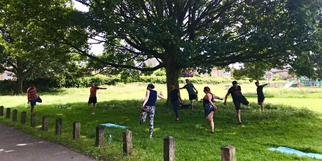 Outdoor exercise class for age 55+ with trainer Amy Pattenden tickets