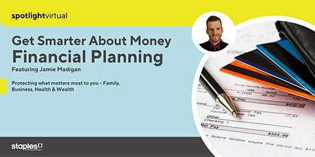 Get Smarter About Money - Financial Planning tickets