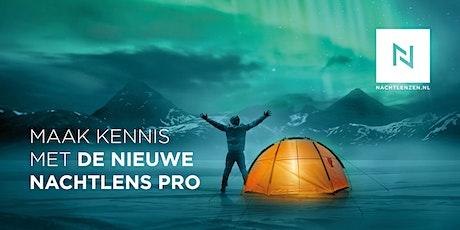 Webinar Nachtlens PRO - 12 oktober tickets