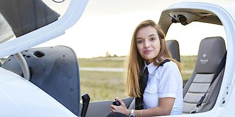 L3Harris Girls in Aviation Day tickets