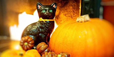 Halloween Special Rococo Chocolates Virtual Tasting Experience tickets