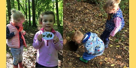 Baby Bushcraft with TinderSticks (SESSION 1) tickets
