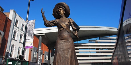 Group Walks - Leicester's Suffragettes tickets