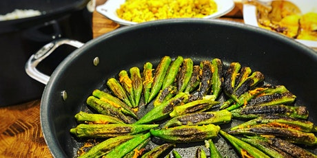 Online Vegan Indian Cooking Class - Heavenly Morsel Melbourne tickets