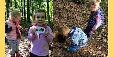 Baby Bushcraft with TinderSticks (SESSION 2) tickets